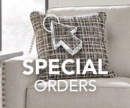 Special Order Furntiure