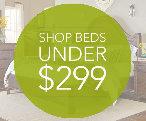 Shop Beds Under $299