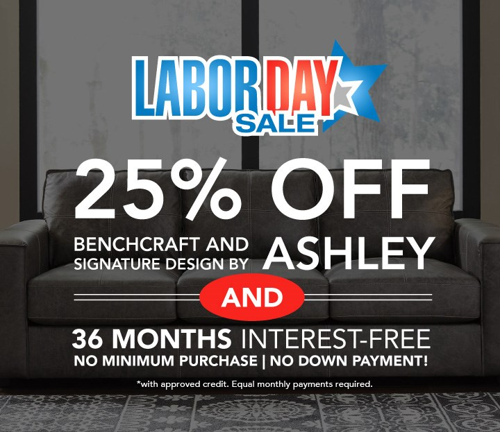 Labor Day Sale At Royal Furniture