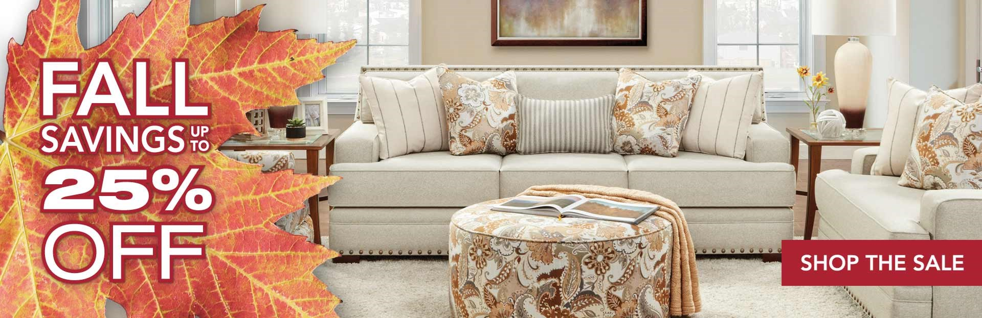 Fall Sale Royal Furniture