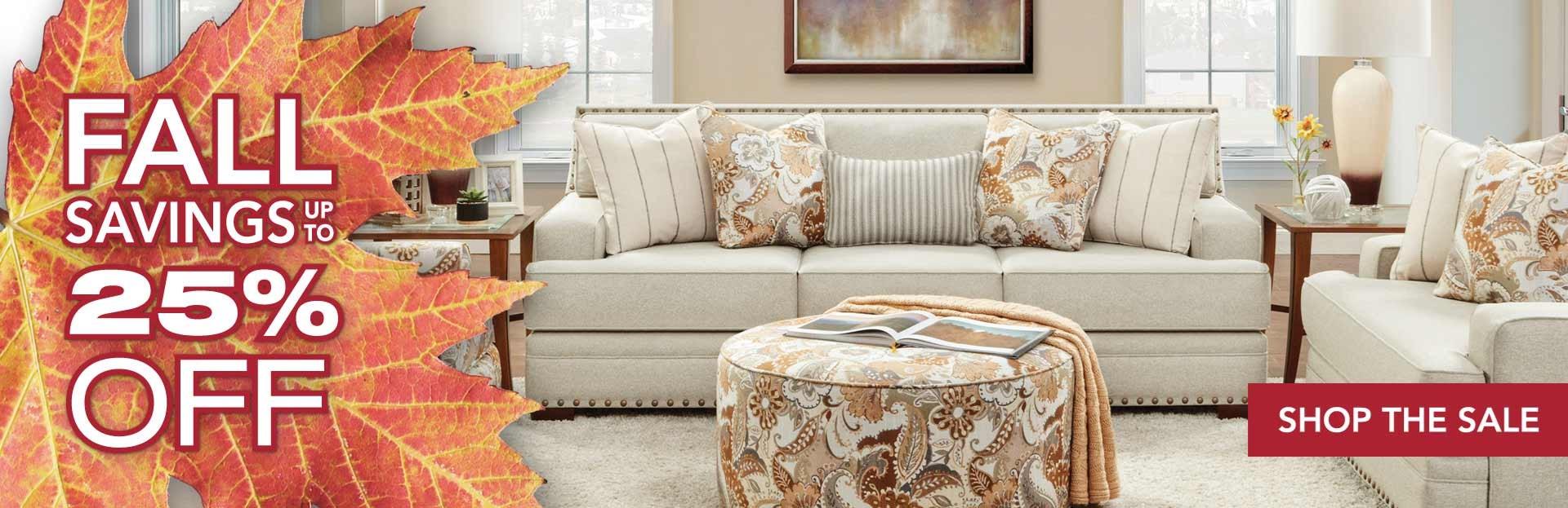 Fall Sale Royal Furniture