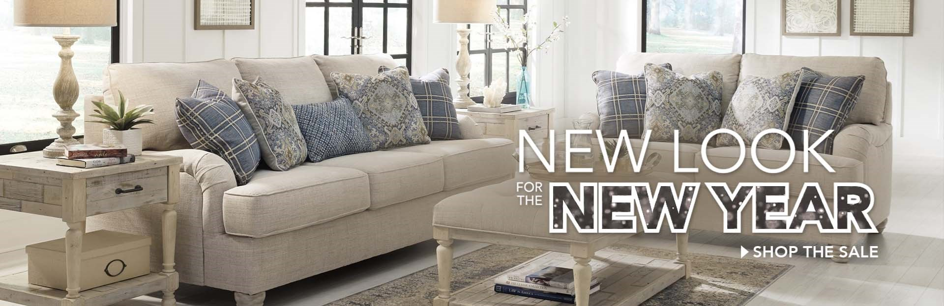 New Year Furniture Sale
