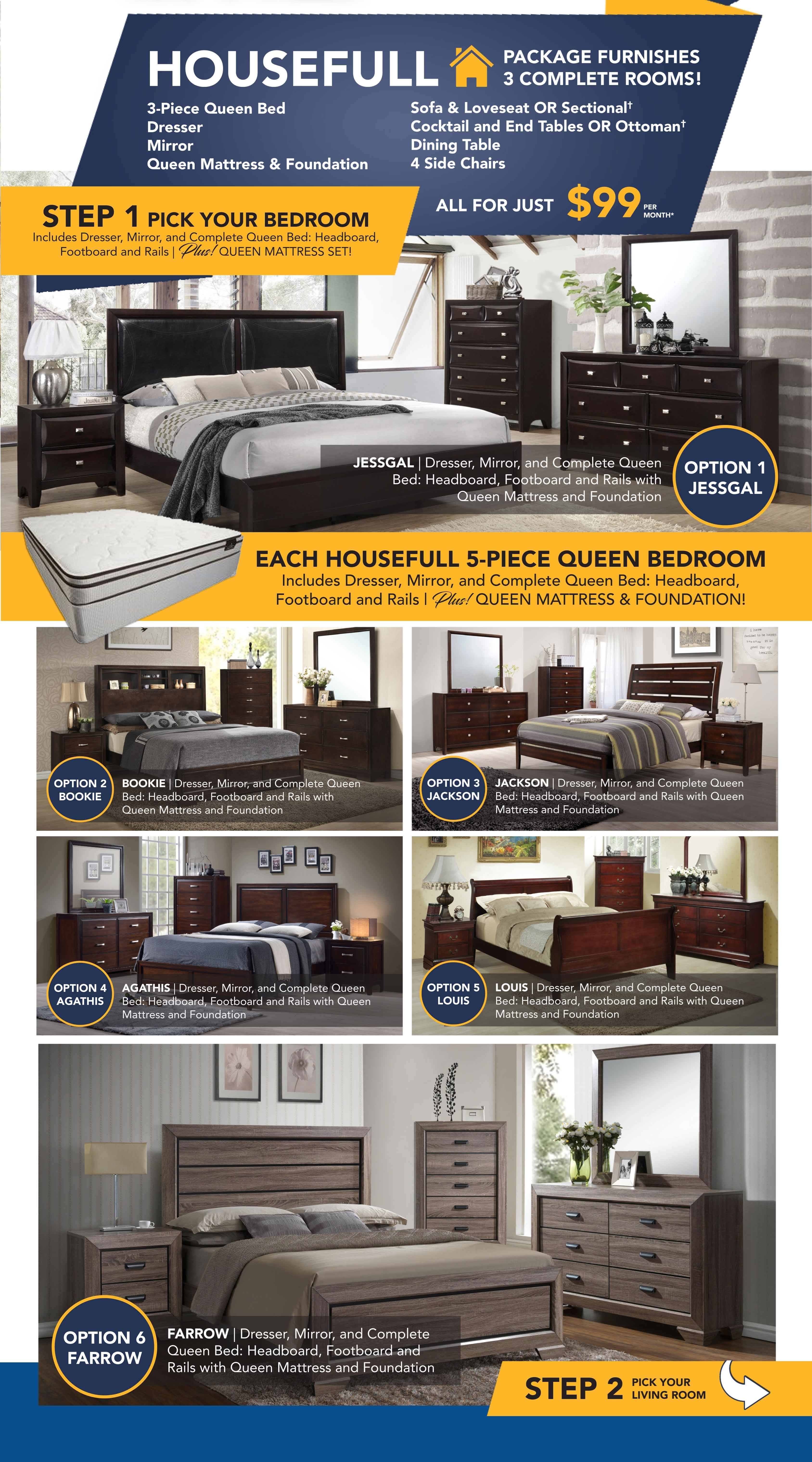 Housefull And Power Package Furniture Packages ...