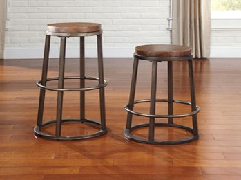 Ashley Signature Furniture Bar Stools
