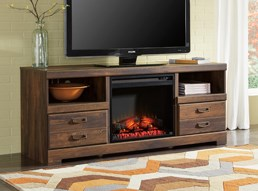 Ashley Signature Furniture Fireplaces