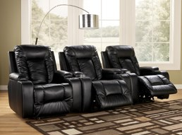 Ashley Signature Furniture Theater Seating