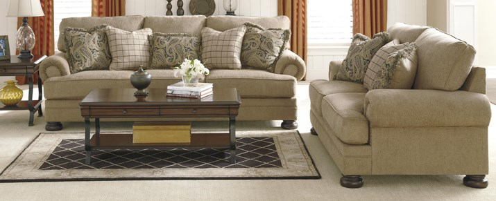 Ashley Signature Furniture Living Room Group
