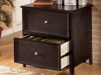 Ashley Signature Furniture Filing and Storage