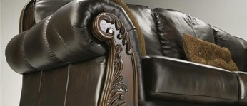 Ashley Signature Furniture Leather