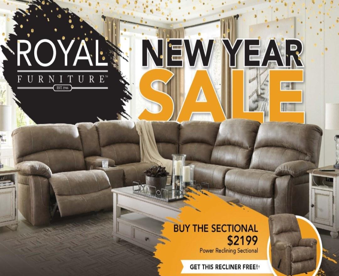 Furniture Sale at Royal Furniture | Get The Best Deals at ...