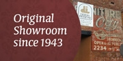 Learn more about our original showroom