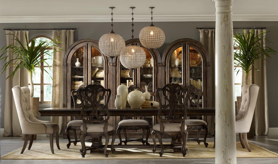 Hooker Furniture Rectangular Dining Table