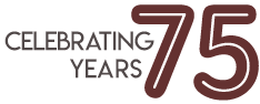 celebrating 75 years