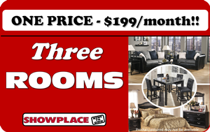 Three Room Packages