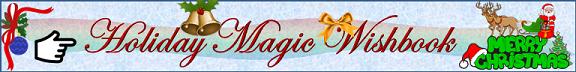 2016 Holiday Magic Wishbook