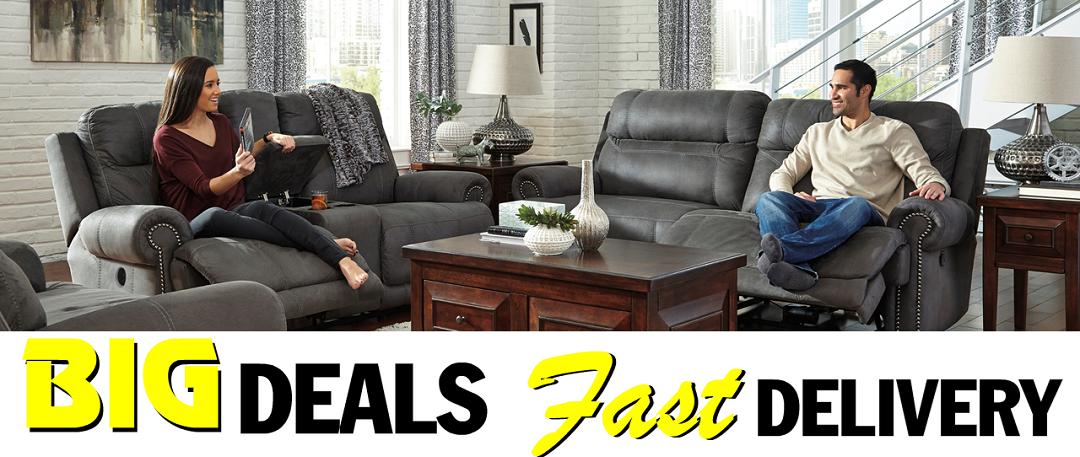 Big Deals & Fast Delivery