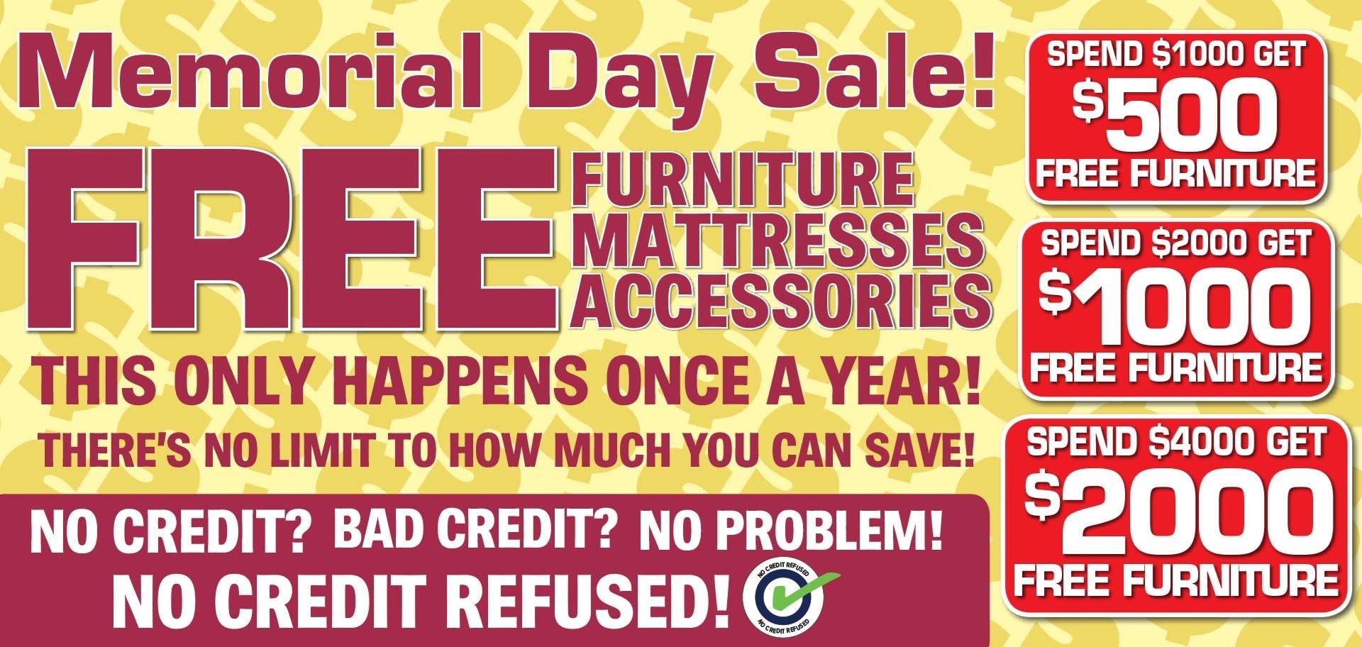 Free Furniture!!!