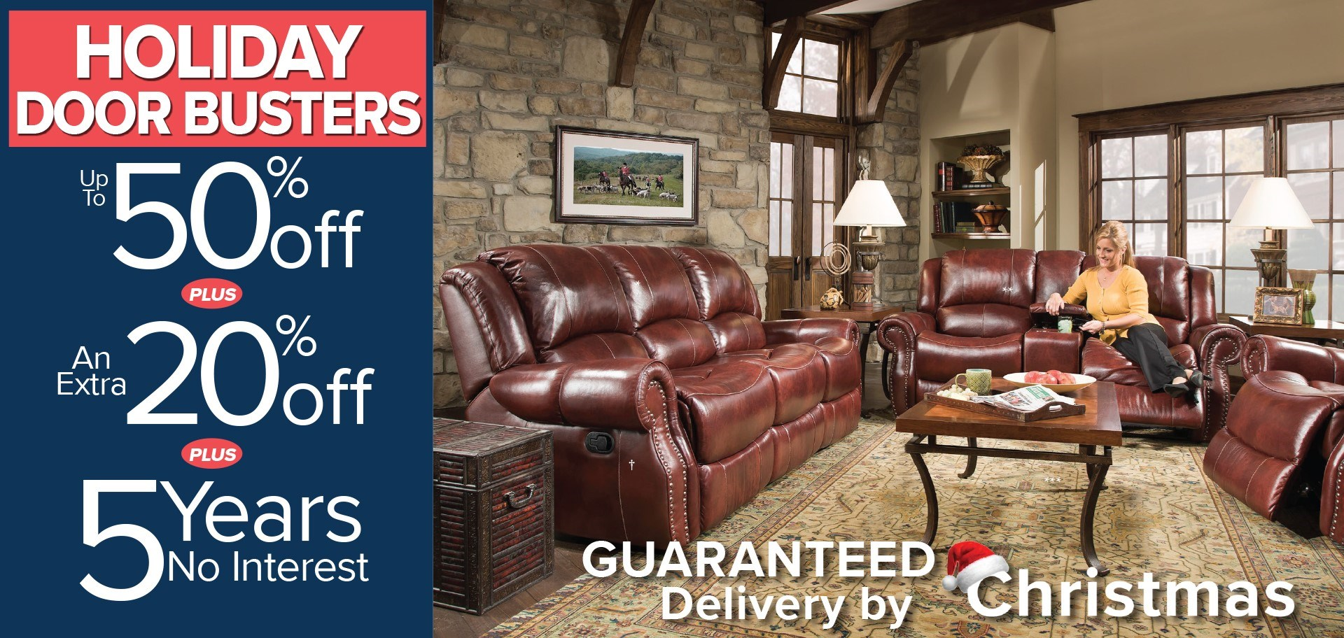 Guaranteed Delivery. Shop Living Room Furniture