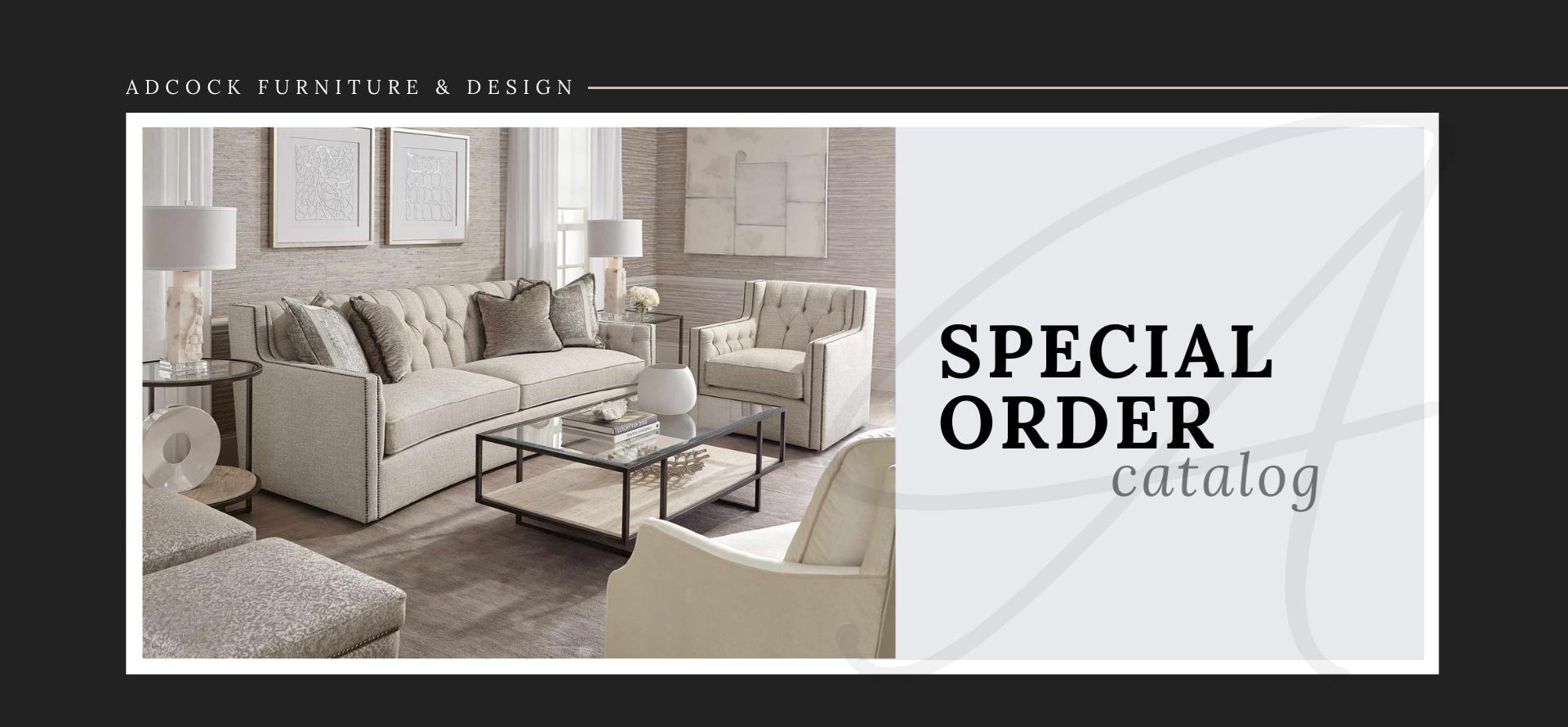 Special Order Catalog