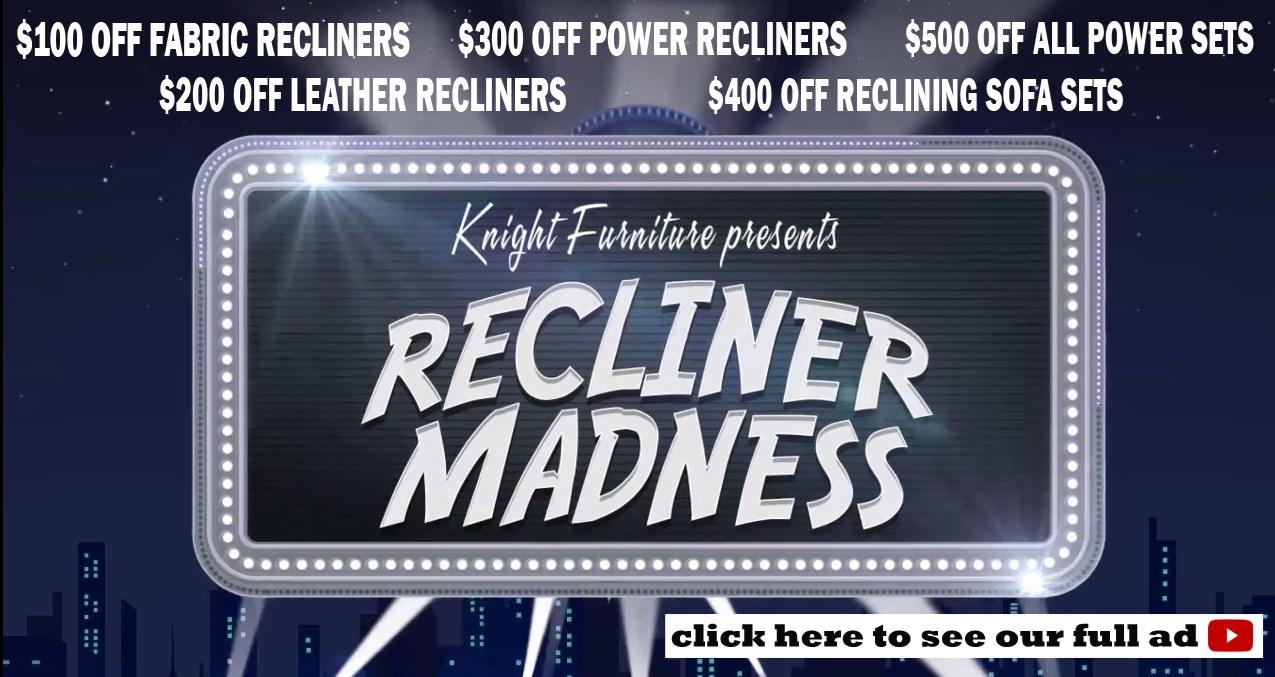 Recliner Madness