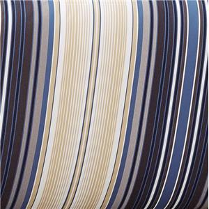 Indigo O'Sofa Stripe-Indigo