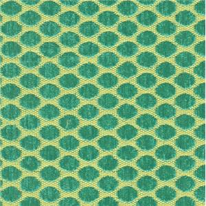 Bubbles Turquoise 25722