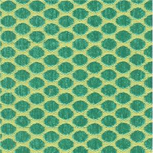 Bubbles Turquoise 25722