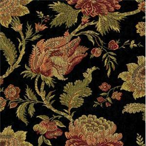 Basking Blooms Ebony 31923