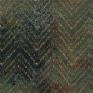 Moss Green Chevron 61778-47