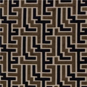 Chocolate Geometric 90176-88
