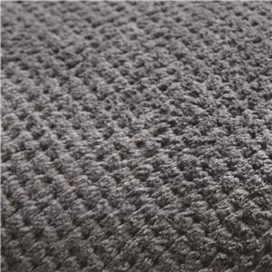 Charcoal Textured Chenille Charcoal Textured Chenille