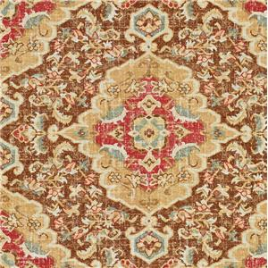 Peaceful Brown Ikat PEACEFUL-08