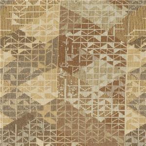 Harvest Geometric Fabric 674-54