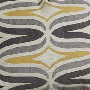 Gray and Gold Geometric Print 3510-05-Accent