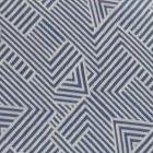 Folded Maze Indigo Folded Maze Indigo