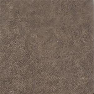 Brown Faux Leather D4878-BR