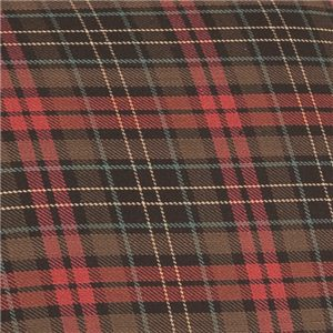7473 7473-Red Plaid