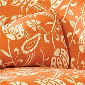Orange Floral Orange Floral