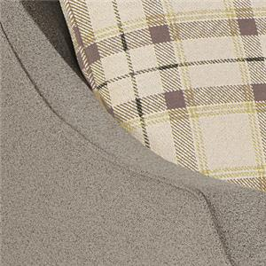 Gray and Plaid Combo D151864+Plaid