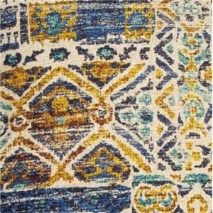 Tazlina Mosaic iClean Performance Fabric D166586