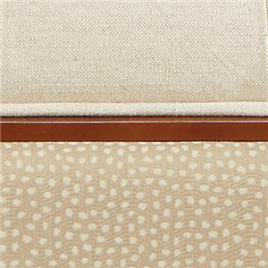 Flicker Sand and Beige Fabric F150035+Beige