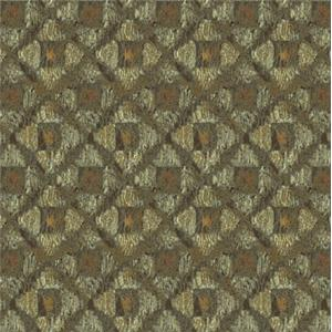 Brown Checker Print 4164-71