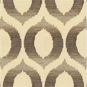 Gray Geometric Print 6364-11