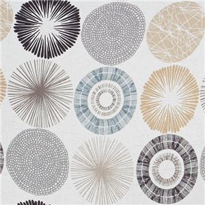 Gray/Tan Polyester - Gray/Tan