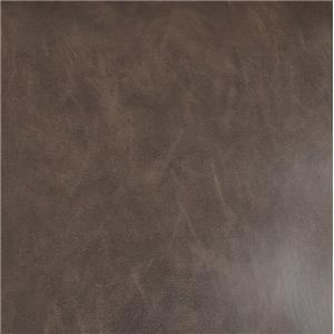 Brown Faux Leather Tirolo-Brown Faux Leather