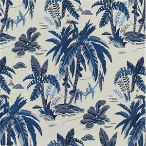 Blue Palm Tree 6378-31