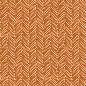 Orange Basket Stripe 6380-51