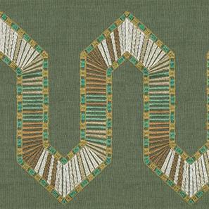 Green Tribal 6638-21