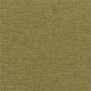 Green Green Cotton Linen