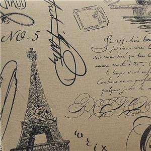 Couture, Eiffel Tower, Stamps 96225